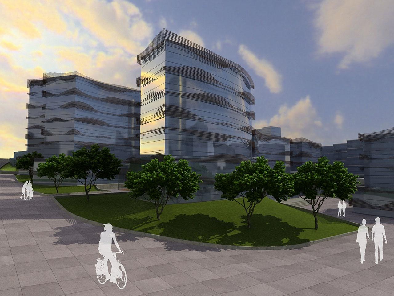 Bayrampasa Center Urban Transformation Project