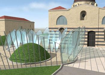 Restoration Of Saint Bedros Church Gaziantep Turkey